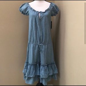 American Living denim dress